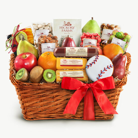 Hickory Farms Bountiful Summer Tastings Gift Basket