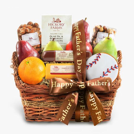 Savory Father's Day Snack Basket