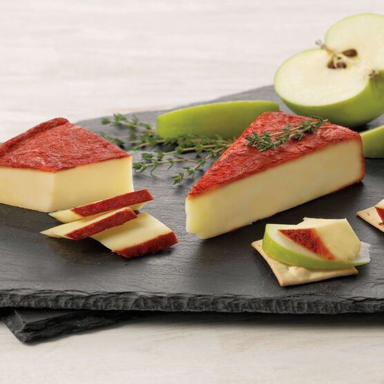Hickory Farms Reserve Apple Smoked Cheddar 2 Pack