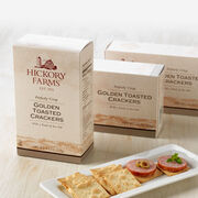 Golden Toasted Crackers 3 Pack