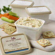 garden vegetable cheese spread - 3 pack