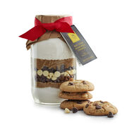 triple chocolate chip cookie mix