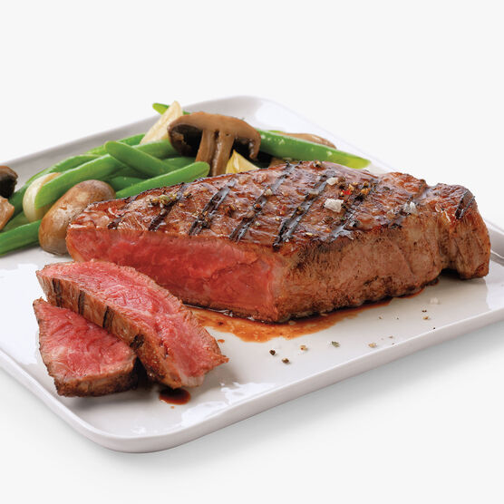 4(12 oz) New York Strip Steaks