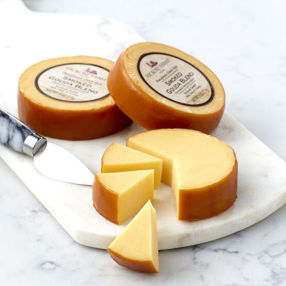 (3) 6 oz. Smoked Gouda Cheese