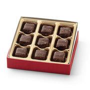 9 count dark chocolate peanut butter meltaways