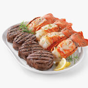 Surf & Turf for Four