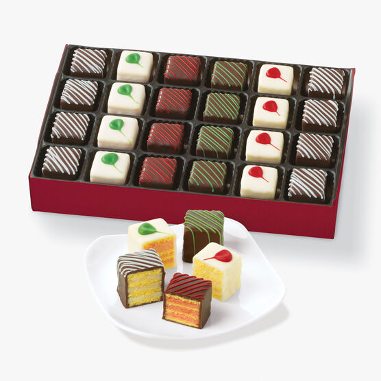 Hickory Farms Holiday Petits Fours