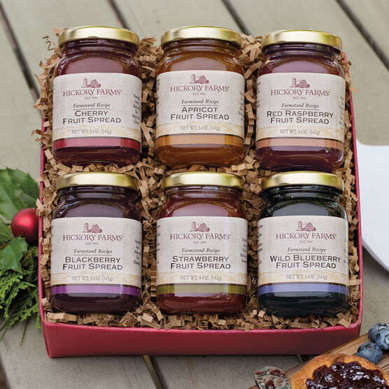Farmstand Fruit Spreads Gift Box