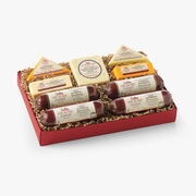 Deluxe Summer Sausage & Cheese Gift Box