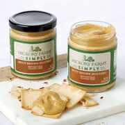 Hickory Farms Simply Spicy Brown Mustard 2 Pack