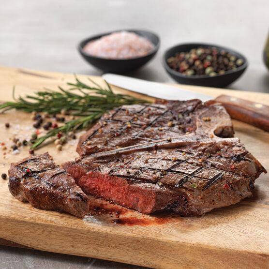 4(16 oz) Porterhouse Premium Steaks