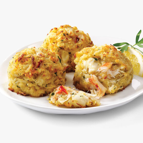 12(3 oz) Maryland Style Crab Cakes
