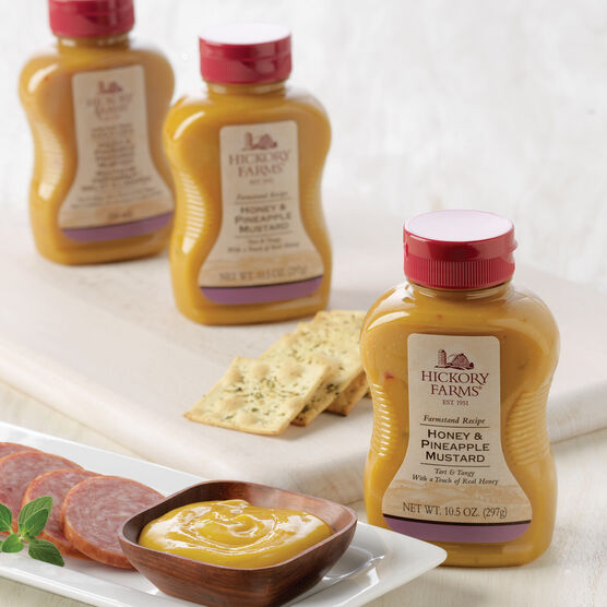 Honey & Pineapple Mustard