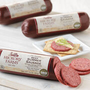 Our Signature Beef Summer Sausage 3 Pack