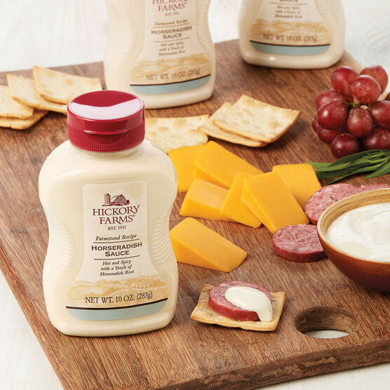 Horseradish Sauce 3 Pack