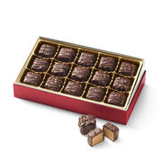 15 count dark chocolate peanut meltaways
