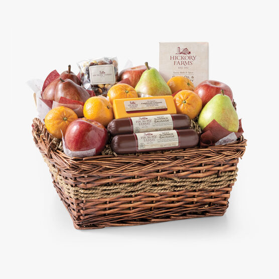 Orchard's Bounty Gift Basket