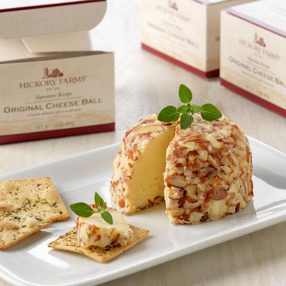 Original Cheese Ball 3 Pack