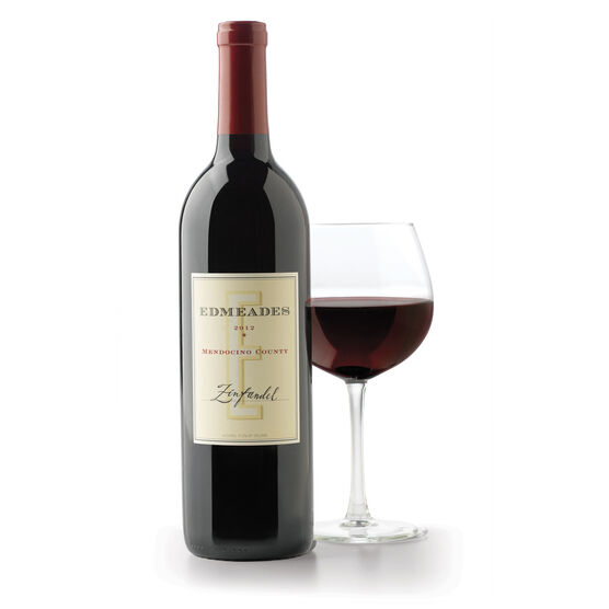 Edmeades Zinfandel red wine