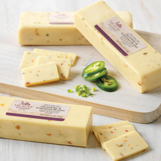 jalapeno & cheddar cheese blend - 3 pack