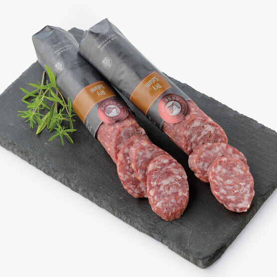 Hickory Farms Reserve Dry Salami 2 Pack