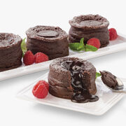 Chocolate Lava Cakes 4 Pack