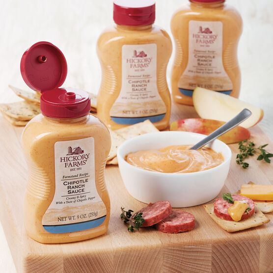 Chipotle Ranch Sauce 3 Pack