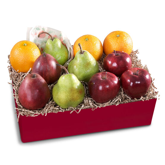 Fresh Fruit Medley Gift Box