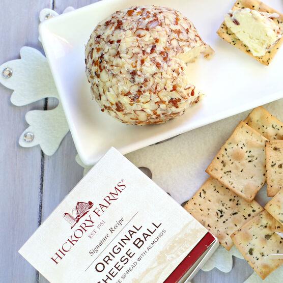 original cheese ball - 3 pack