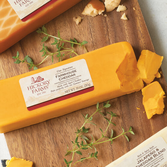 farmhouse cheddar cheese