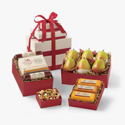 Hickory Farms Fruitful Gift Tower