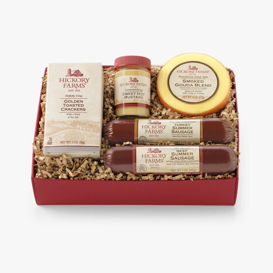 Hickory Farms Beef & Turkey Hickory Sampler