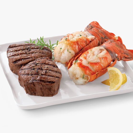 Surf & Turf for Two