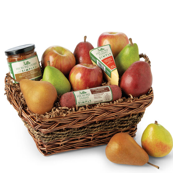 Simply Harvest Fruit Basket