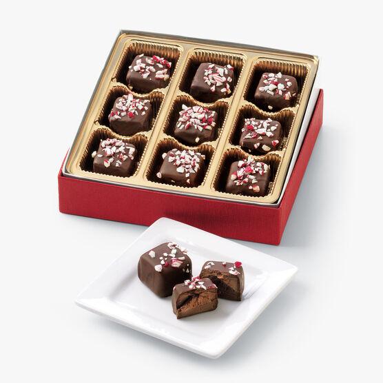 Dark Chocolate Peppermint Meltaways