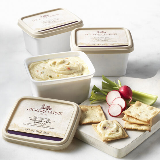 Pepper Jack Cheese Spread