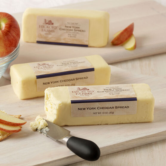 New York Cheddar Spread 3 Pack