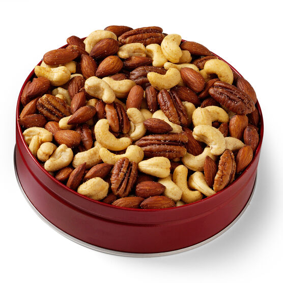 Our Finest Mixed Nuts Gift Tin