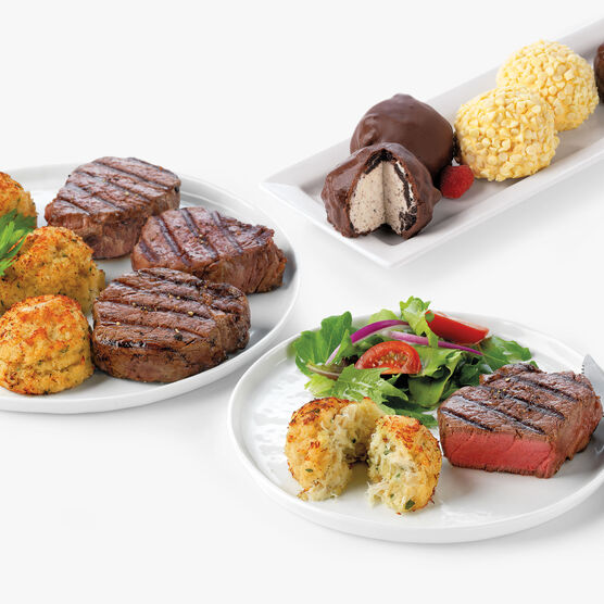 Three Course Dinner