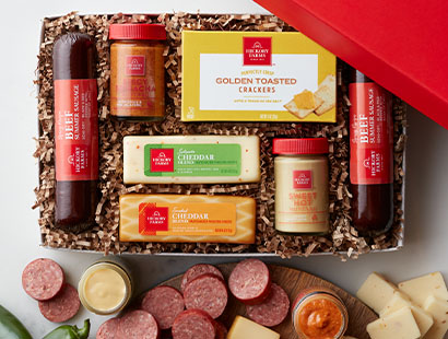 Hickory Farms: Gift Baskets & Specialty Gourmet Products