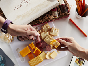 Hickory Farms Back to School Gifts