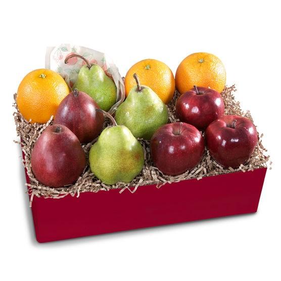 gourmet fruit basket