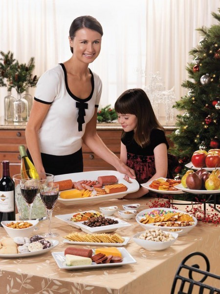 Holiday traditions from Hickory Farms