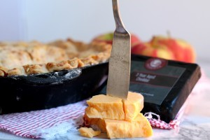 Cheddar Apple Pie 05