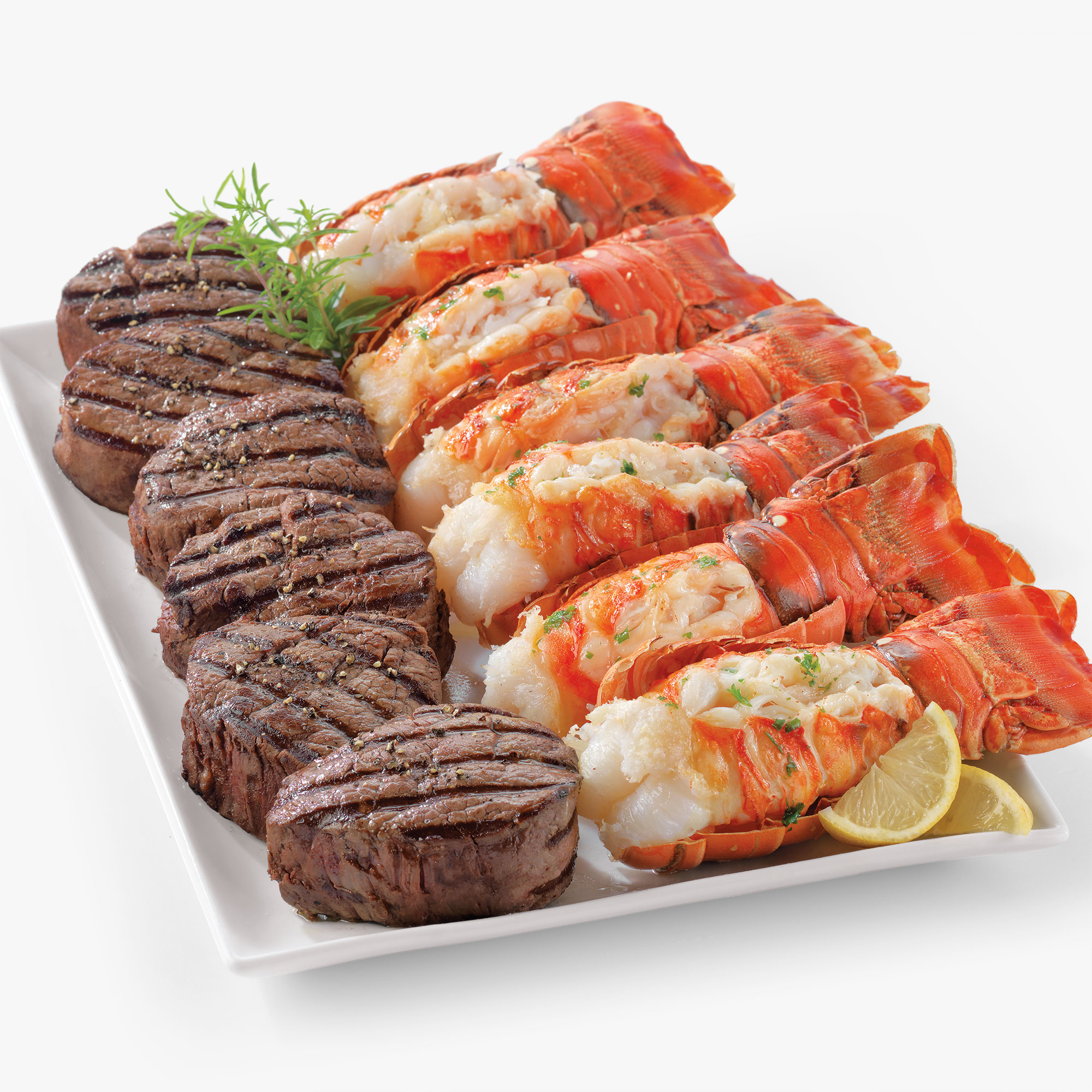 Surf & Turf for Six