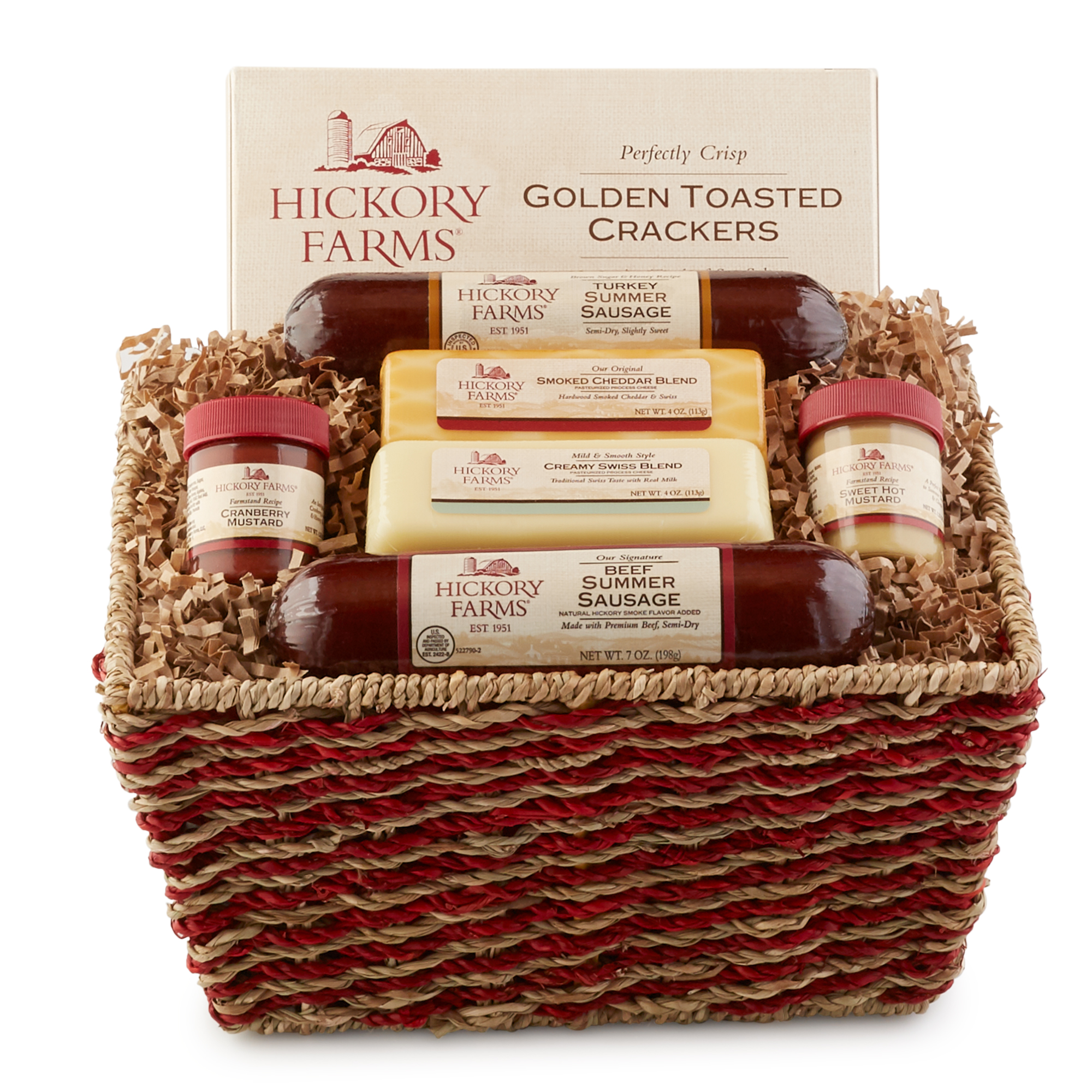Gourmet Gift Baskets & Gift Towers | Hickory Farms