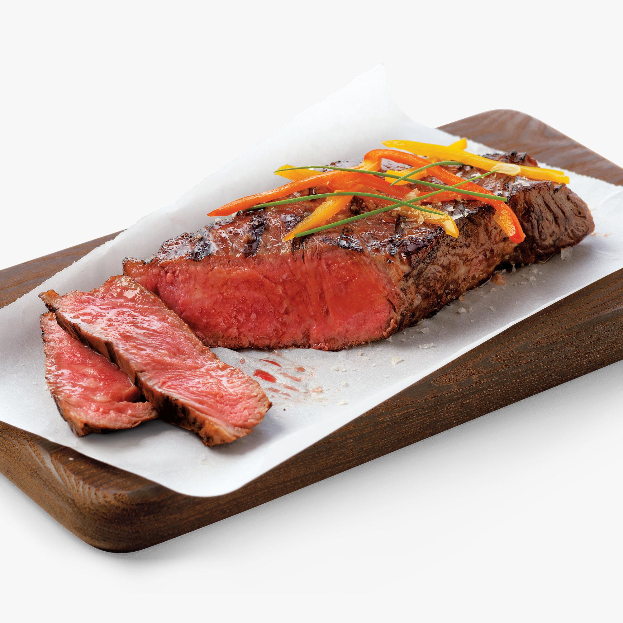 8(10 oz) New York Strip Steaks
