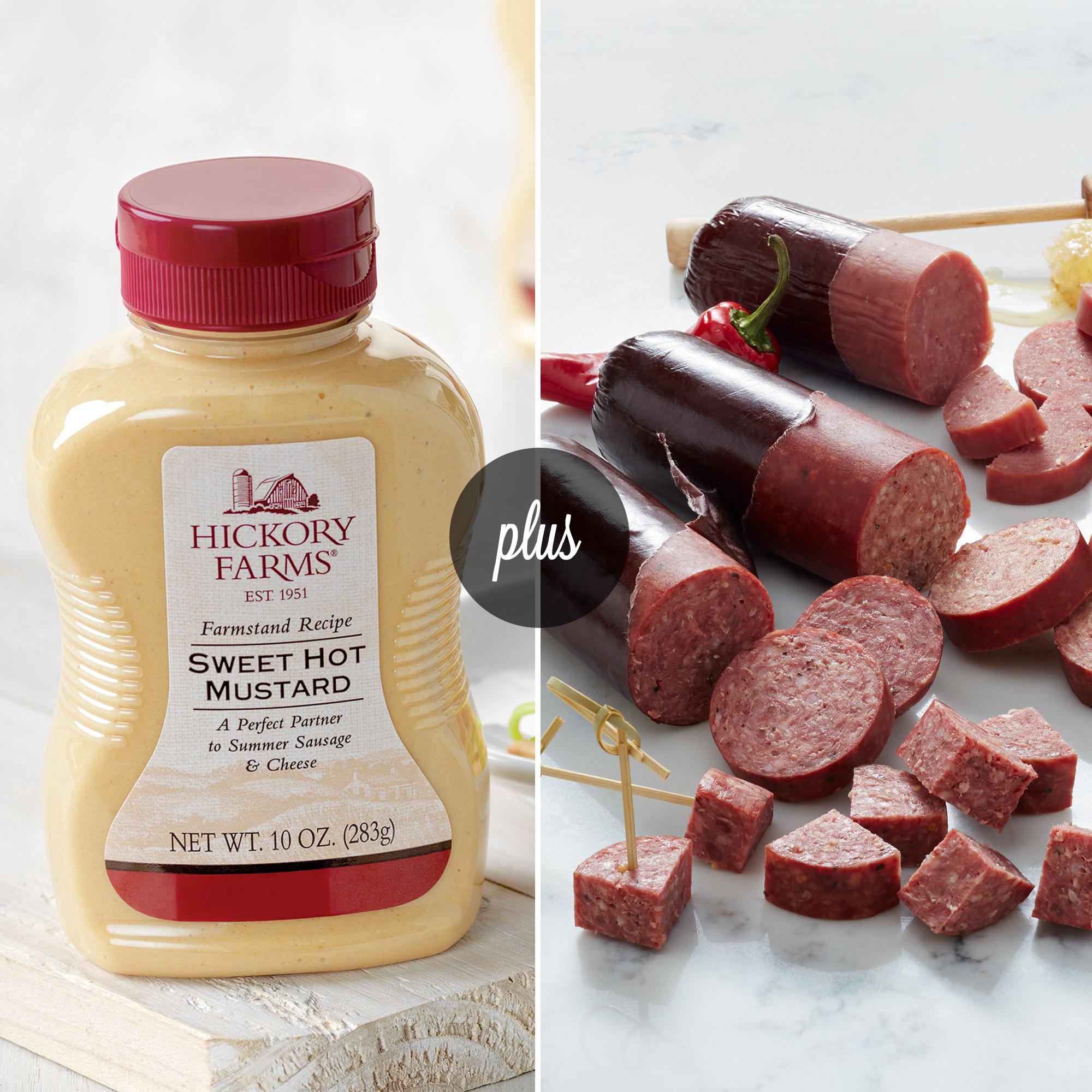 Deluxe Sausage & Sauce Flight