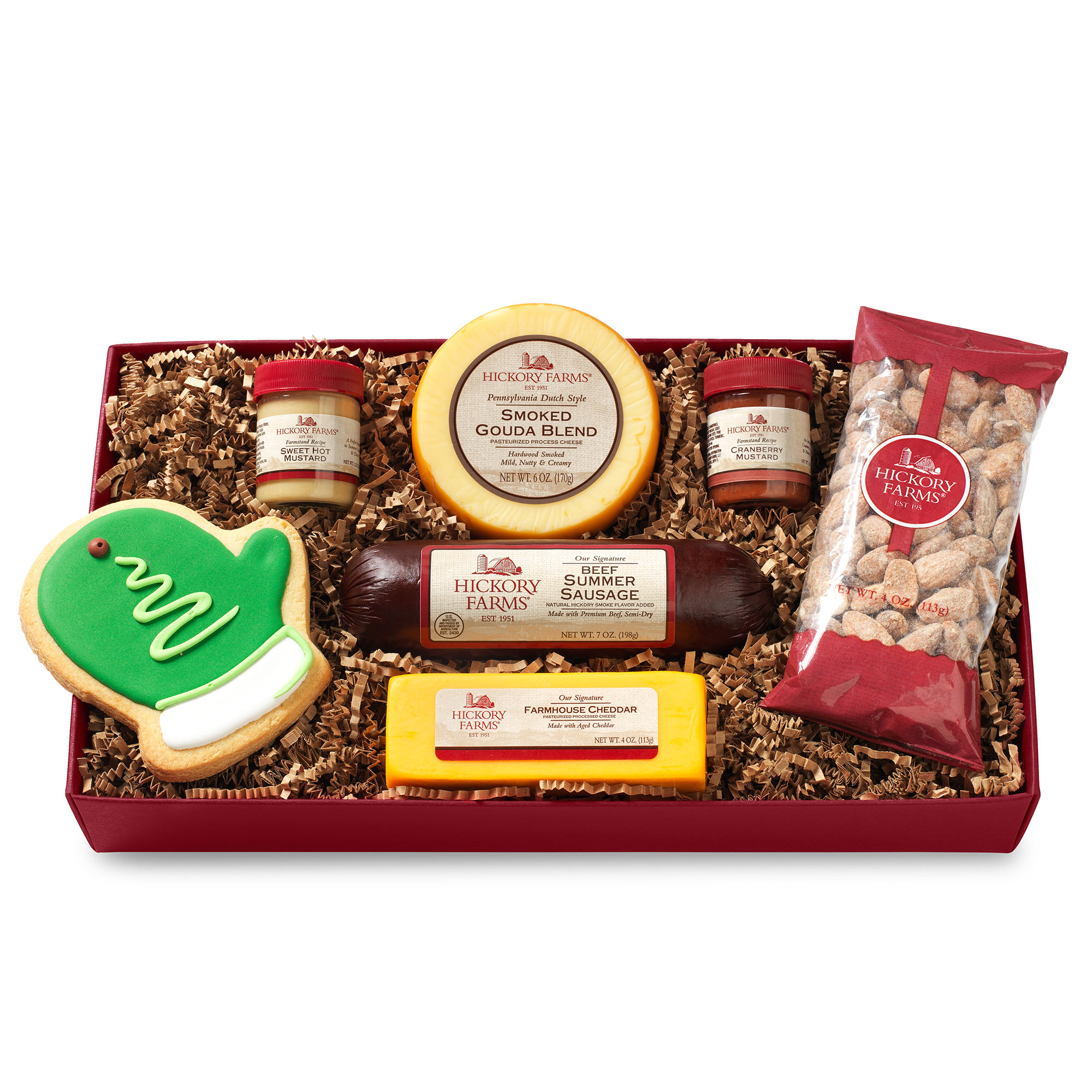Hickory Farms Holiday Cravings Assortment Gift Box | Hickory Farms