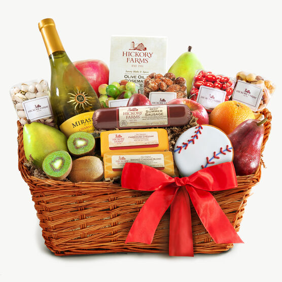 Hickory Farms Summer Delight Gift Basket
